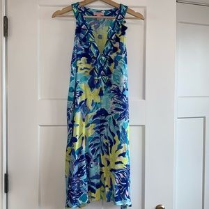 Lily Pulitzer Tassel Swing Dress